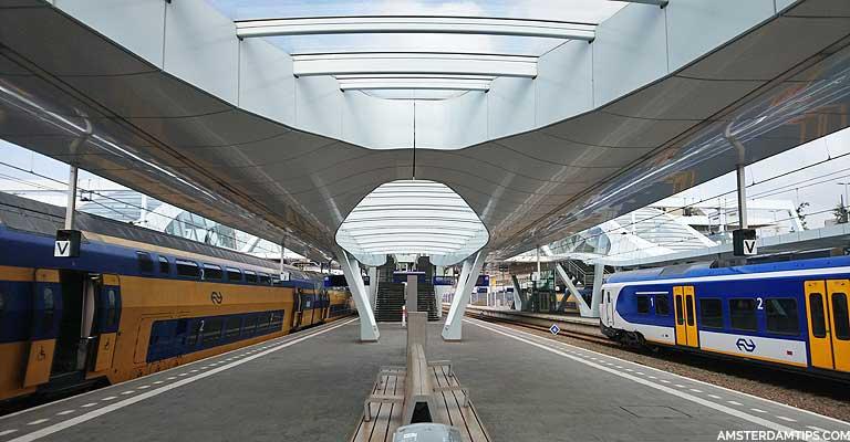 Amsterdam Attractions By Eurostar Train